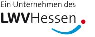 """Logo: """"Ein Unternehmen des LWV Hessen"""""""